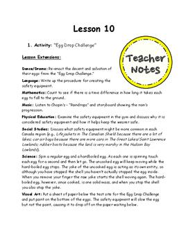 Forces Lesson 10 - Egg Drop Challenge