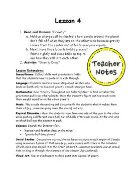 Forces Lesson 4 - Gravity