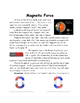 Forces Lesson 5 - Magnetism