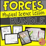 Forces Lesson Plan Bundle