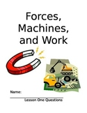 Forces, Machines and Work Packet