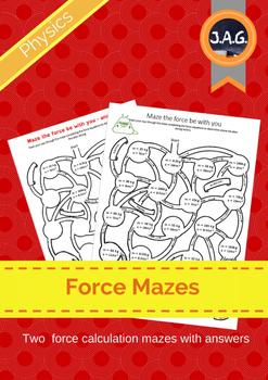 Forces Maze