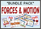Forces & Motion (BUNDLE PACK)