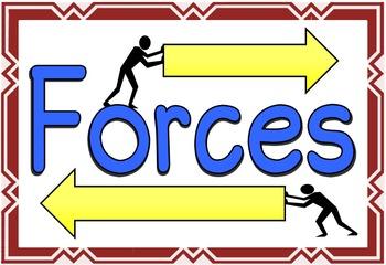 Forces & Motion (BUNDLE PACK)