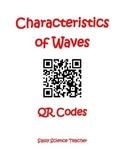 Characteristics of Waves QR Codes