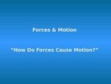 Forces & Motion, Lesson 1