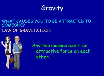 Forces & Motion Notes - Gravity
