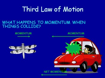 Forces & Motion Notes - Newton's Third Law