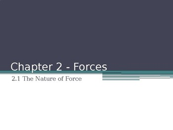 Forces Notes