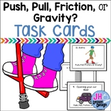Forces - Push, Pull, Friction, or Gravity?