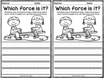 Forces (Push,Pull,Gravity)
