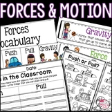 Forces and Motion: Push, Pull, and Gravity