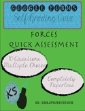 Forces Quiz