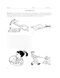 Forces Review Worksheet:  Describing Forces