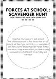 Forces Scavenger Hunt