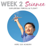 Forces and Flight Science