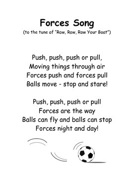 Forces Song