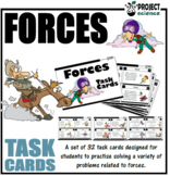 Forces Task Cards