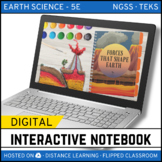 Forces That Shape Earth DIGITAL NOTEBOOK - Google Classroo