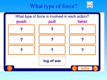 Forces Unit PowerPoint (Forces, Friction, Gravity, Force Vectors)
