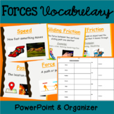 Forces Vocabulary Introduction
