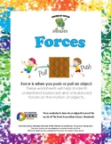Forces: What Is Force / Balanced and Unbalanced Forces