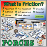 Forces - What is Friction? - Middle School Science