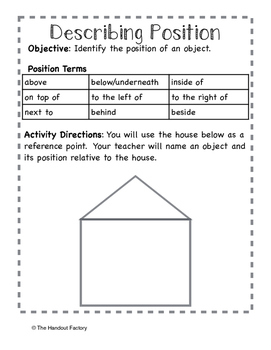 Forces and Motion Activity Packet