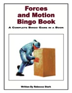 Forces and Motion Bingo Book