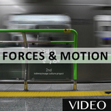 Forces and Motion - Elemental and Physical Forces Rap Video [2:50]