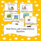 Forces and Motion Interactive Book and Song with Comprehension Questions
