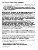 Forces and Motion Lesson Plans