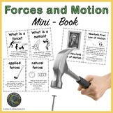Forces and Motion Mini Booklet