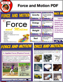 Forces and Motion Science Education PDF file 70 pages