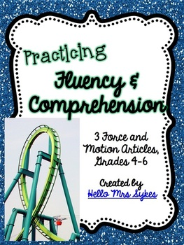 Forces and Motion Fluency