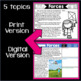 Forces and Motion- Reading Comprehension Pack