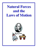 Natural Forces and the Laws of Motion, Science Activities and Handouts