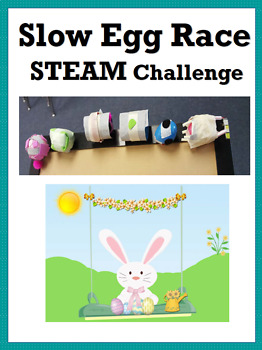 Forces and Motion: Slow Egg Race STEAM Challenge