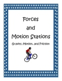 Forces and Motion Stations