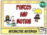 Forces and Motion Interactive Notebook