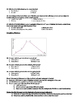Forces and Motion Unit Test