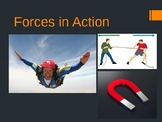Forces in Action (Physics) - Grades 7-9