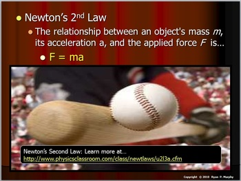 Newton's Laws of Motion and Forces in Motion Unit