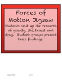 Forces of Motion Jigsaw