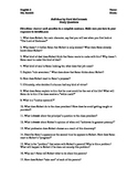 """Ford McCormack's """"Hell Bent"""" Study Questions"""
