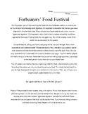 Forebearers Food Festival