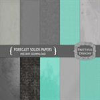Forecast Solids Paper Pack