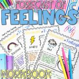 Forecast of Feelings workbook journal for Google Classroom