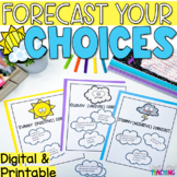 Forecast your Choices sorting activity for Google Classroo