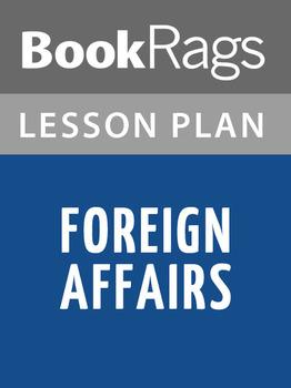 Foreign Affairs Lesson Plans